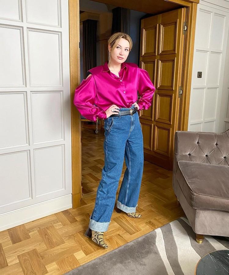 Ида Галич сбросила после родов 25 кг.