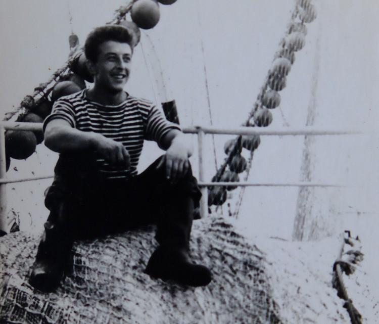 Супруг Ольги Васильевны был китобоем.