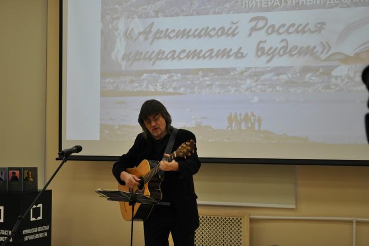 Саундтреки к проекту написал лидер рок-группы Станислав Бартенев.