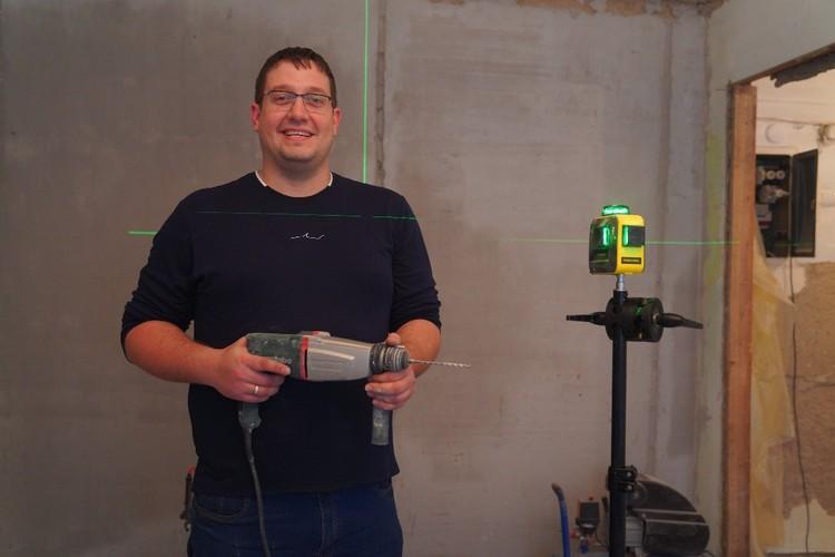 Михаил работает на Усть-Илимской ГЭС. Фото: архив компании.