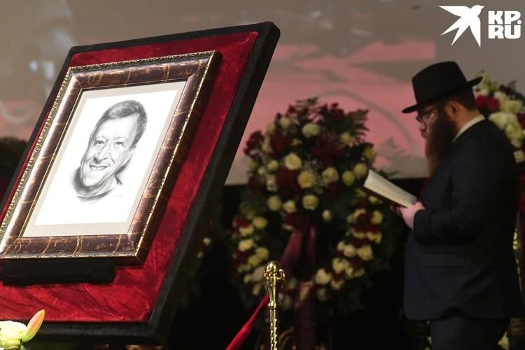 Похоронят создателя «Ералаш» на Троекуровском кладбище