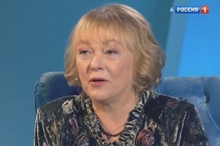Эльвира, приемная дочь Николая Крючкова.