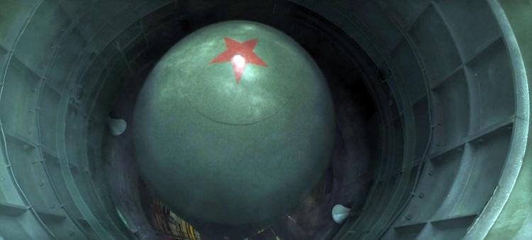 Но от тайги до британских морей Красная Армия всех сильней