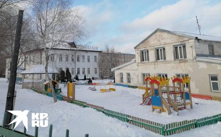 Детский дом, в котором Даня и Илья Милохины прожили 10 лет. Тут вырос и певец Юрий Шатунов.