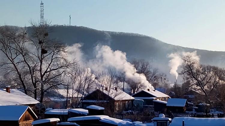 Село Убока. Фото: Владимир Кобзарь