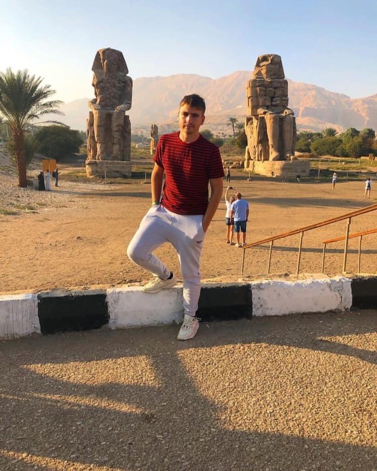 Город Луксор мне действительно понравился