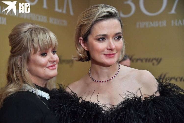 Анна и Надежда Михалковы.