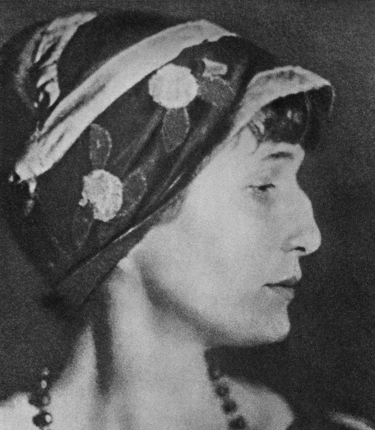 Поэтесса Анна Ахматова, 1922 г. Фото Моисея Наппельбаума. ИТАР-ТАСС