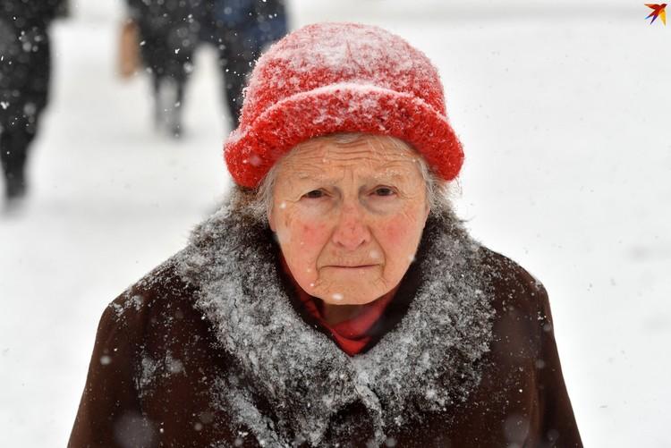 Минские -5 ощущаются 4 февраля как -13