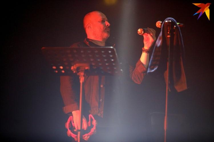 14 февраля 2021-го состоялся первый за долгое время большой рок-концерт в Минске - группа J:Морс выступила в Prime Hall.