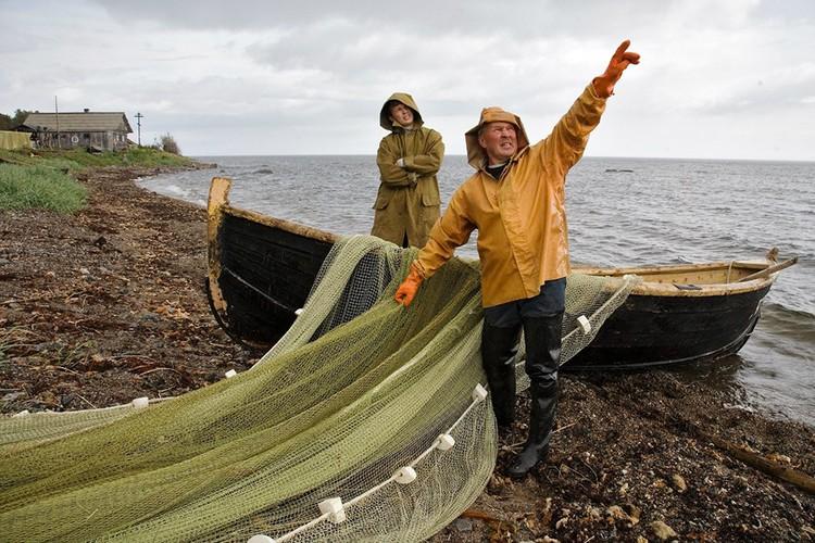 Александру и Дмитрию Комаровым удалось восстановить тоню максимально достоверно. Фото: Личный архив Дмитрия Комарова