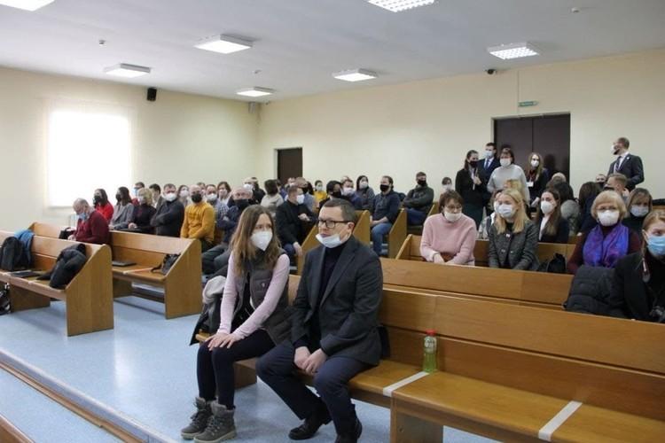 Дело рассматривает Верховный суд. Фото: Sputnik.by