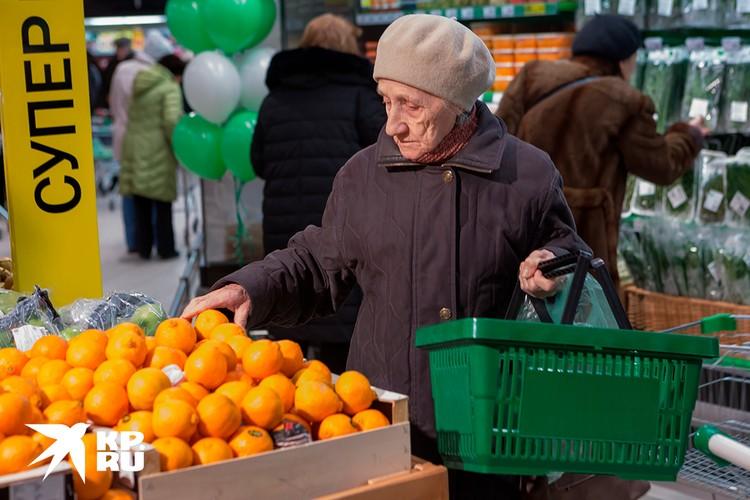 Важно, чтобы на продовольственные сертификаты была возможность купить нормальную еду - мясо, сладости, фрукты, овощи и другие продукты, содержащие витамины.