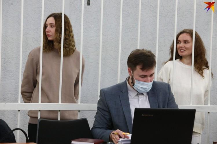 Гособвинитель запросила для Андреевой и Чульцовой два года колонии