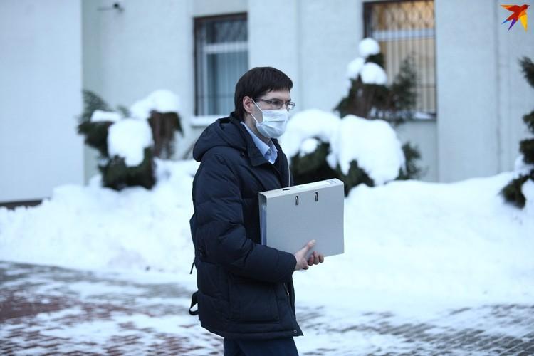 Адвокат Сергей Зикрацкий считает, что его подзащитная Катерина Андреева не совершала тех действий, в которых ее обвиняют