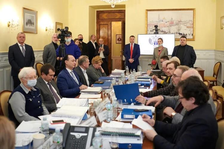 Новый глава Росгосцирка был избран комиссией из дюжины кандидатов.