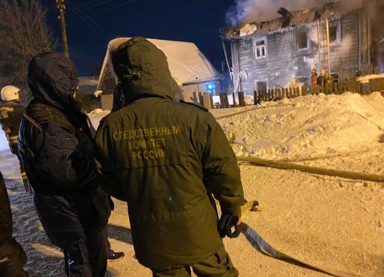 Допрашиваются лица, обладающие информацией, важной для следствия. Фото: kirov.sledcom.ru