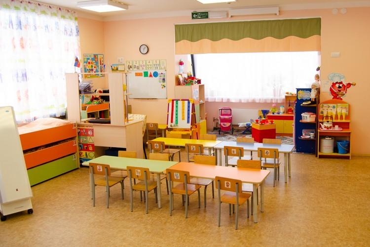 А это детский сад №9 после ремонта