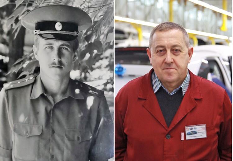 Андрей Ульяницкий.