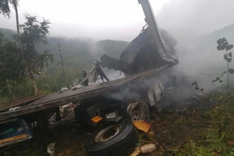 Смертельные ДТП в Иркутской области за 2020 год: погиб дальнобойщик