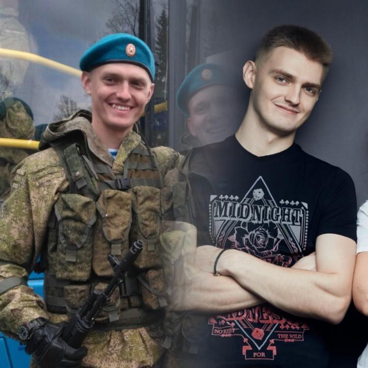 Алексей Юрковский служил в армии ещё совсем недавно. Забавных историй – километр. Фото: личный архив.
