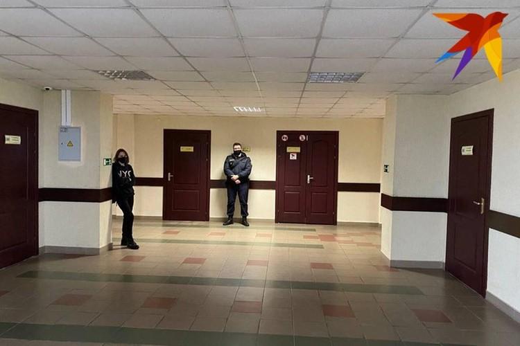 Заседание началось в 10.15 в Доме правосудия на Семашко