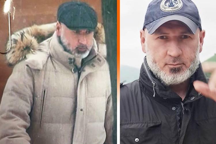 Германа Арбинина (на фото) будут судить за участие в бандформированиях Басаева и Хаттаба.
