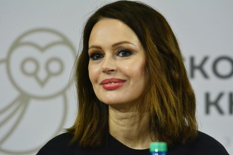 Ирина в великолепной форме.