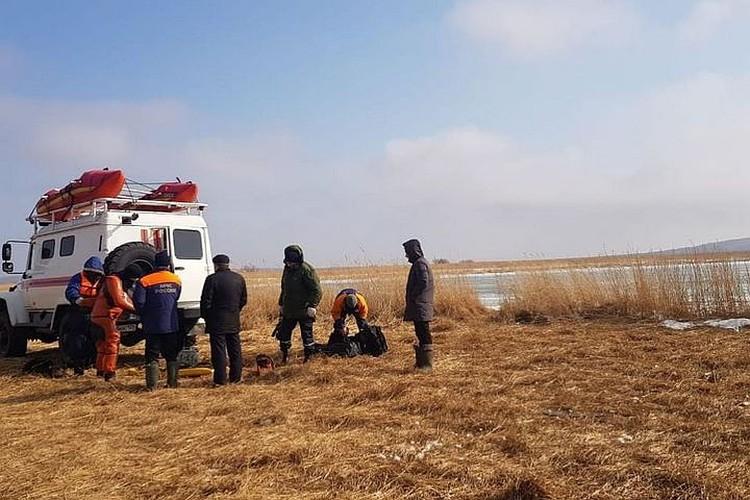 9 марта из машины вытащили тела трех детей.