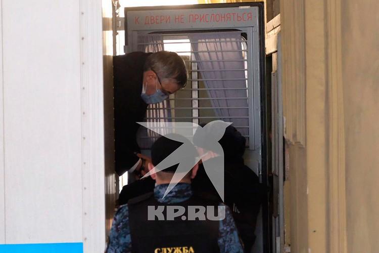 Главного нефролога Петербурга арестовали