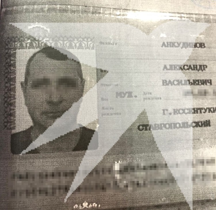 Александр Анкудинов
