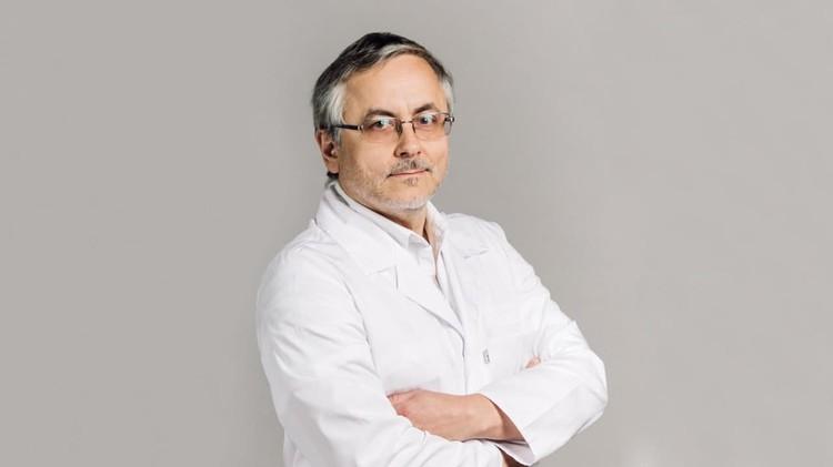 Главный нефролог Петербурга попросил себя снять с этой должности Фото: Мариинская больница