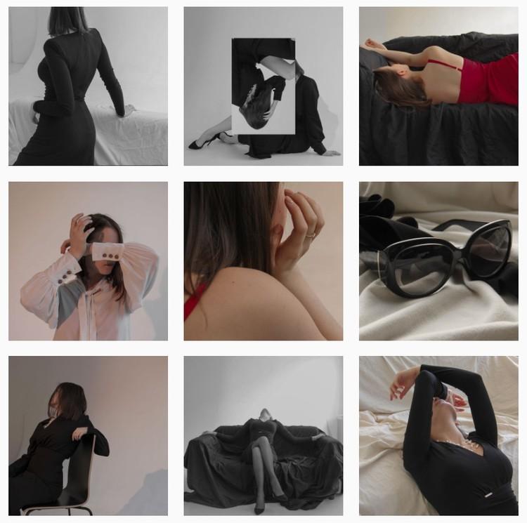 Дарья не просто выкладывает фотографии в Instagram, пропитанный травматическим опытом, но и рассказывает о своих переживаниях и ходе уголовного дела. Фото: instagram.com/its.miss.x
