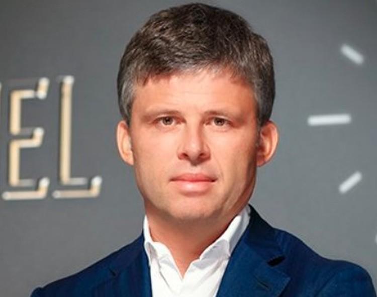 Бизнесмен Андрей Веревский. Фото: kernel.ua