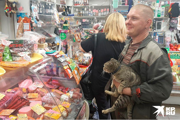 В окрестностях Владимира знают и неизменно встречают необычную компанию приветливыми улыбками.