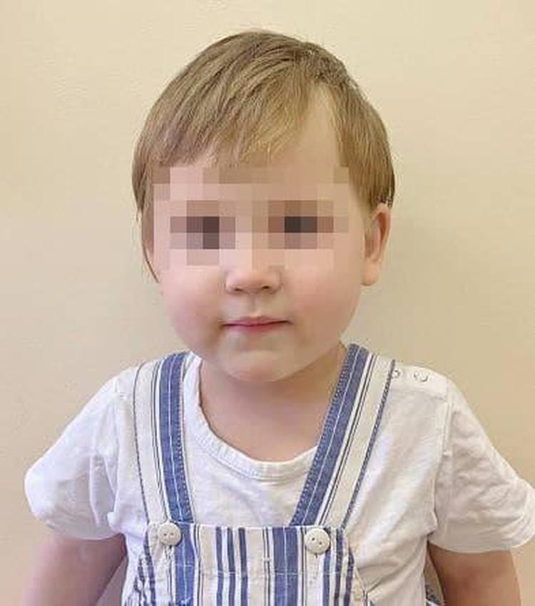 Мальчик остался без родителей Фото: детский дом