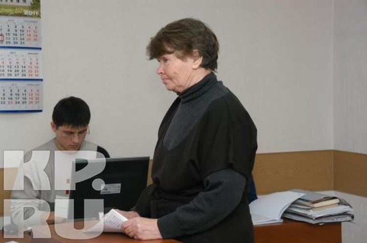 """Мама погибшего Алексея требует самого сурового наказания для новоиспеченной """"снохи""""."""