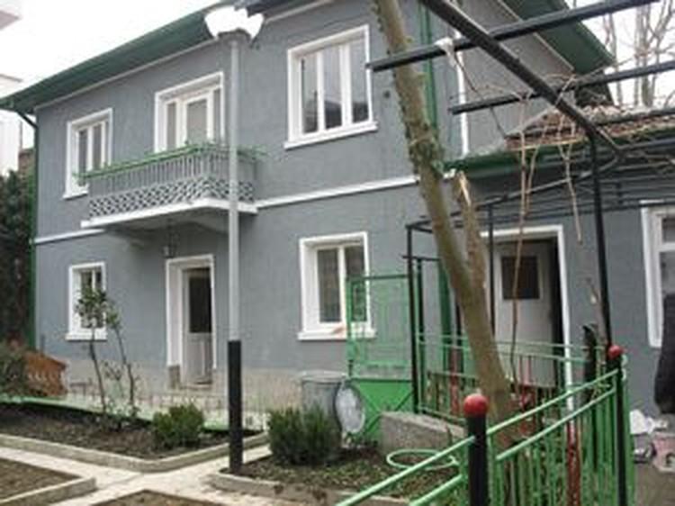 Дом, где жила все последние годы Ванга.