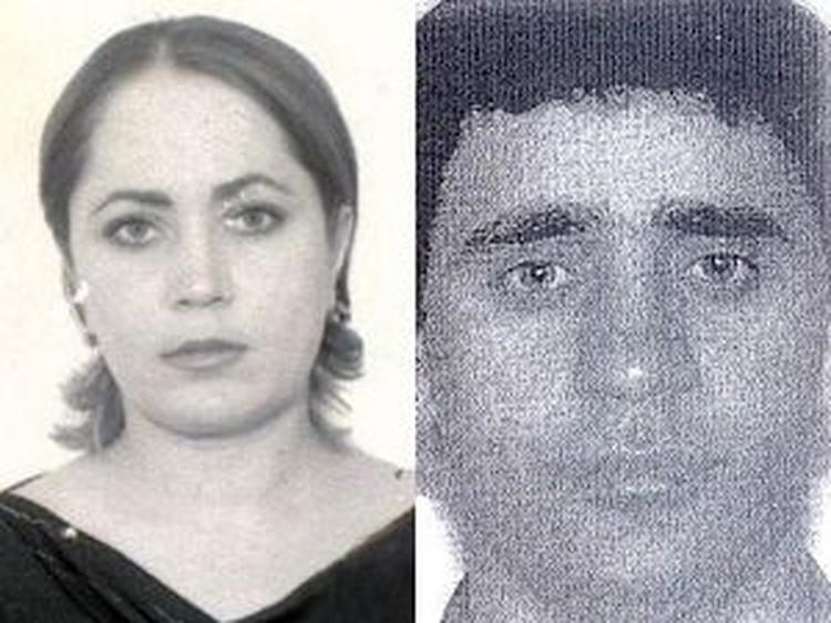 Марьям и Анвар Шариповы