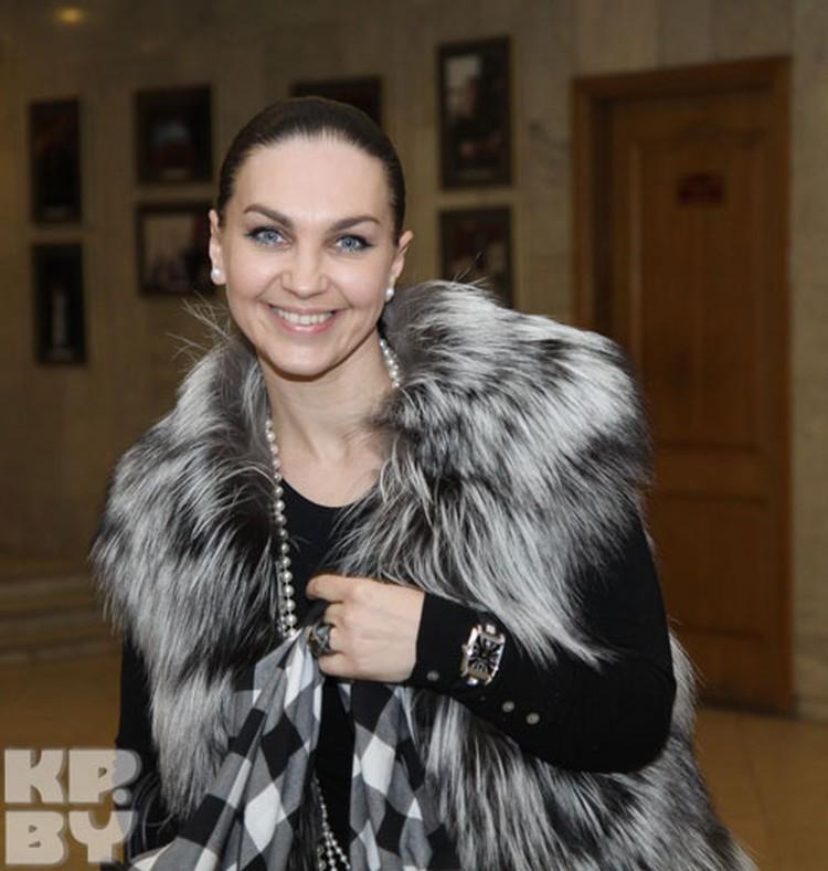 Светлана Боровская оценила мюзикл по достоинству.