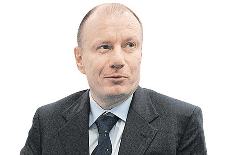 Владимир Потанин, $17,8 млрд.