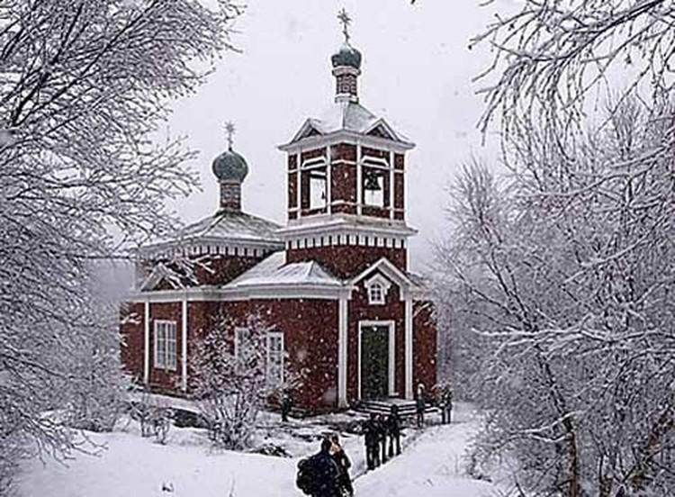 Новая жизнь у старой церкви началась после ремонта и повторного освящения в 1992 году