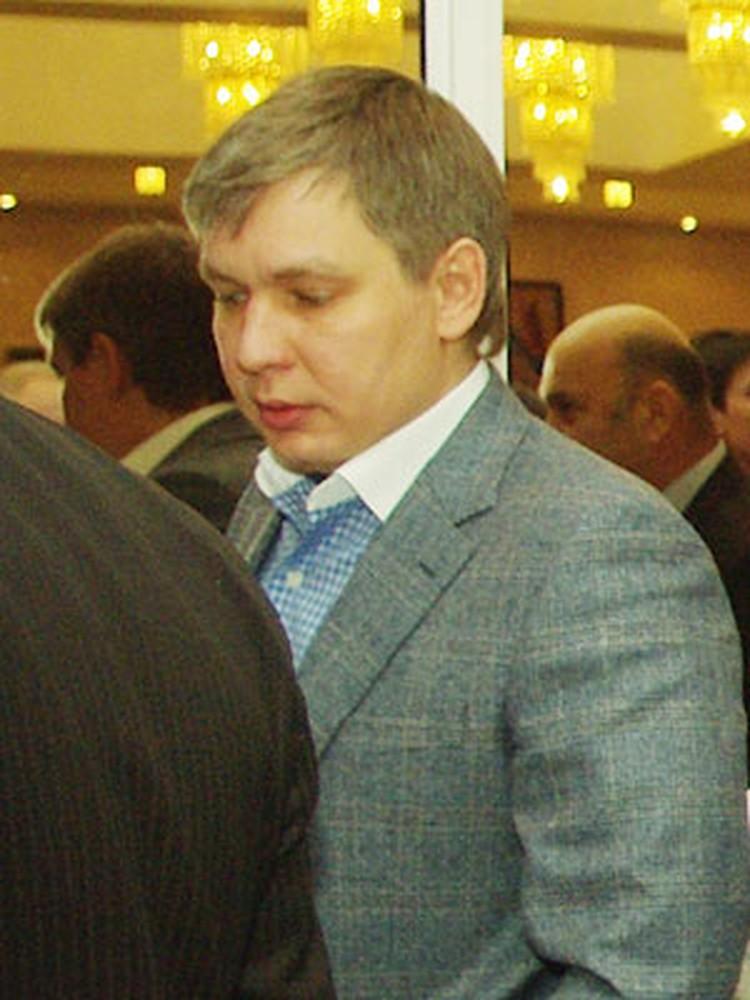 Сергей Курихин получил лишь небольшую царапину.