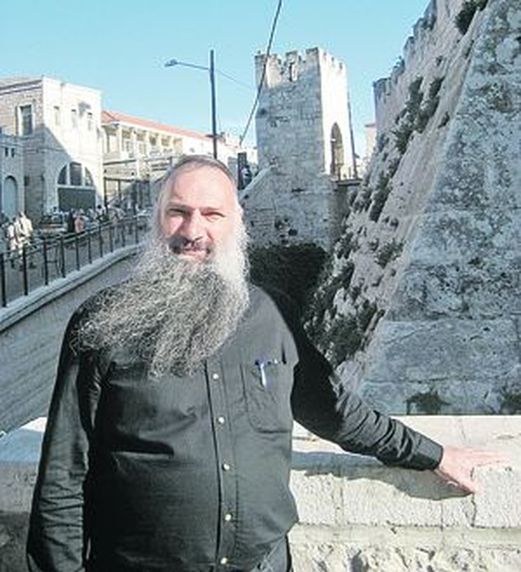 Еврейская Кассандра - раввин Авраам Шмулевич.