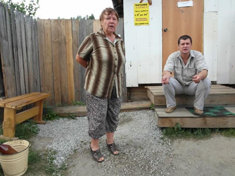 Жена Виктора Городилова уверенна, что ее муж, которого подозревают в убийстве, просто защищал свою. деревню и семью.
