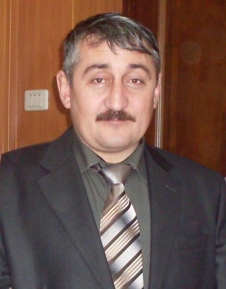 ГАСАНОВ Алибулат Рамазанович