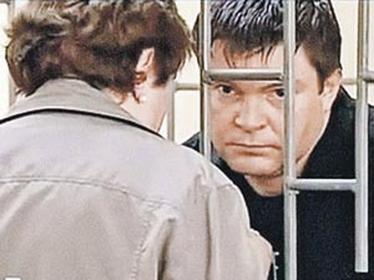 Сергей Цапок, которого обвиняют в создании организованной преступной группировки, похоже, и не сомневается, что отделается легким сроком.