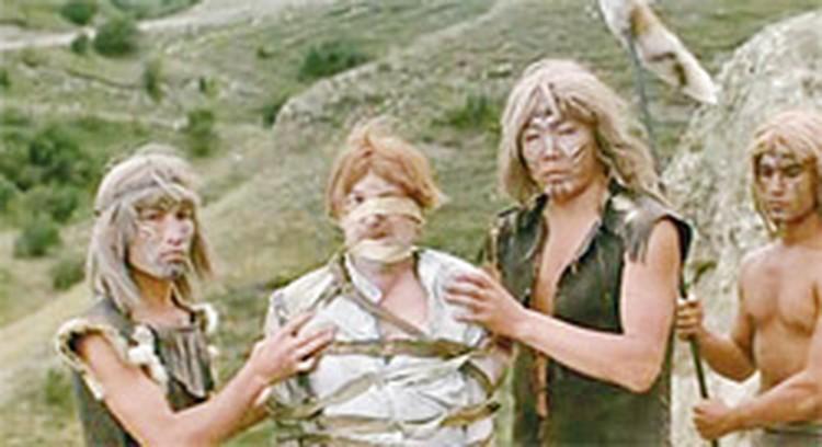 «Земля Санникова», 1972 г. (режиссеры Альберт Мкртчян, Леонид Попов).