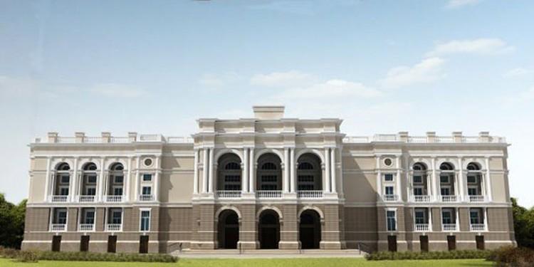 Вот таким будет новый оперный театр в Нижнем Новгороде.