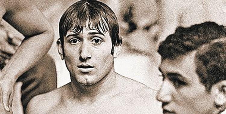 После публикации «Комсомолки» 35 лет назад пловец Шаварш Карапетян стал героем для всей страны